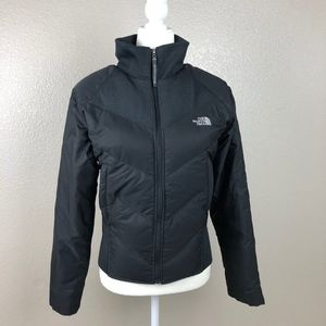 The North Face 600 Women's Black Down Jacket Zip M